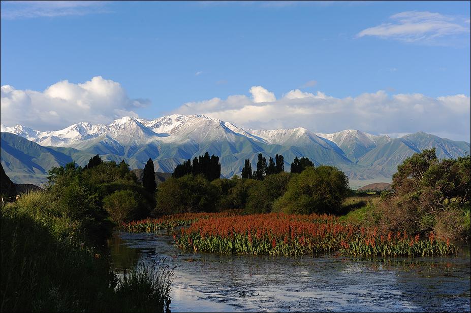 Ala Too Mountains
