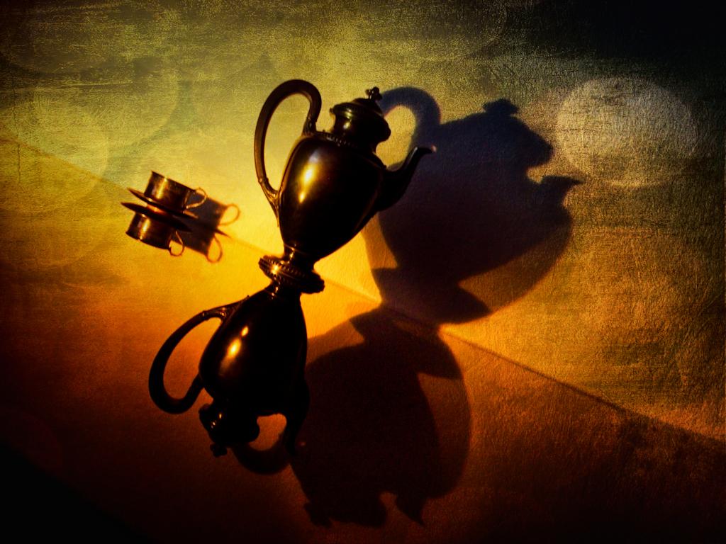 Aladins Wunderlampe ?