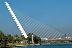 ... Alamillo-Brücke ...