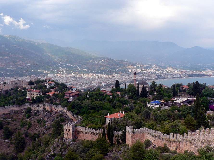 Alanya ( Türkei )
