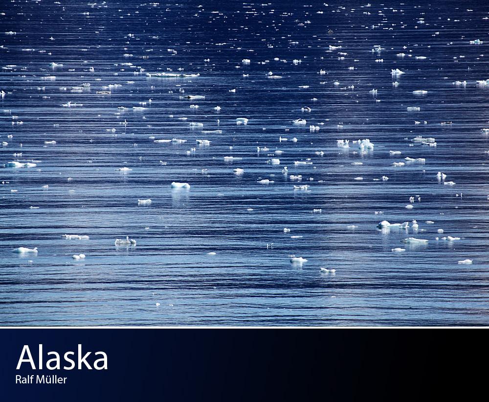 Alaska - Gletschersee