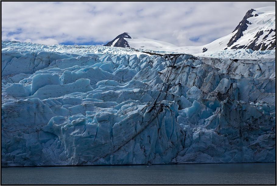 Alaska | icy walls |