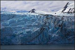 Alaska   icy walls  