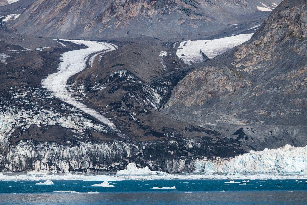 Alaskas Gletscher