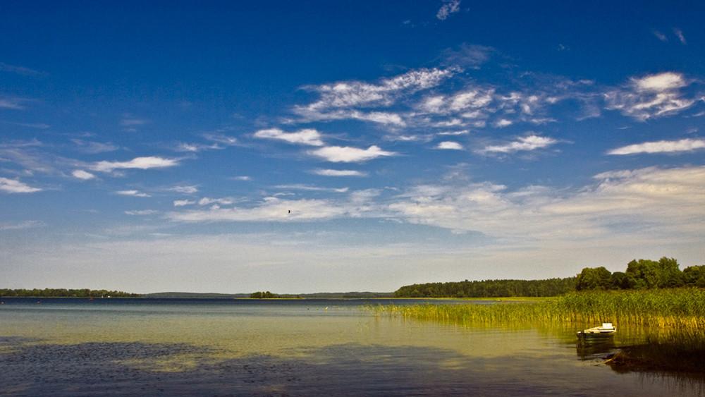 Alausas lake
