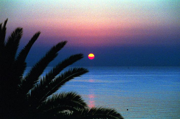 alba a Solanto
