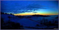 alba invernale