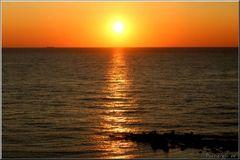 Alba sul Mar Nero.