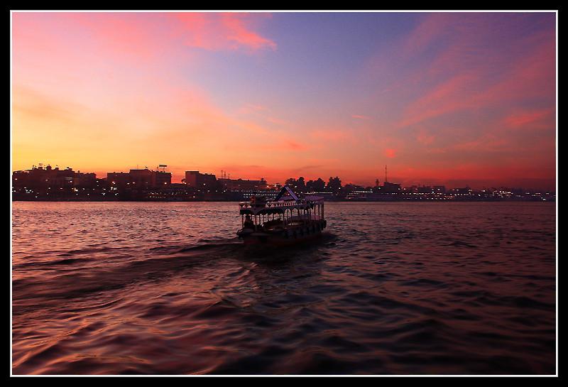 alba sul Nilo