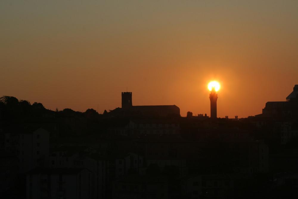 Alba Torre del Mangia