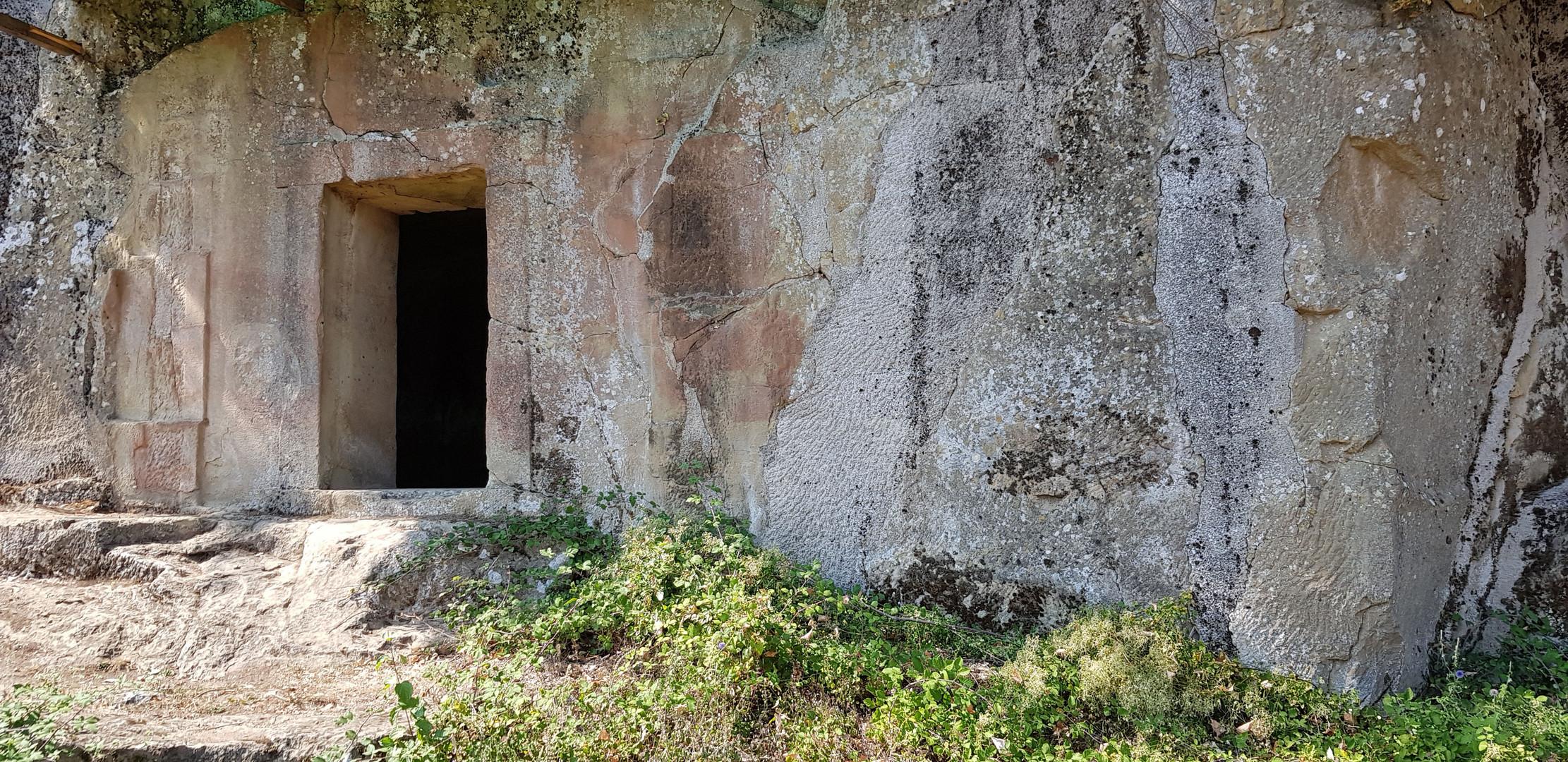 Albanien Illyrisches Königsgrab