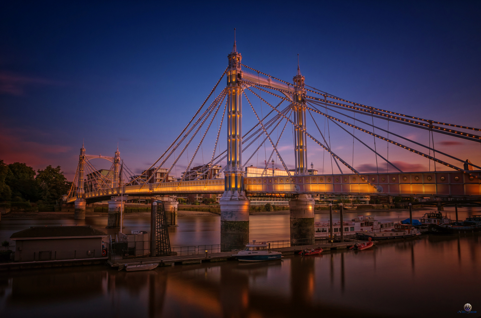 Albert Bridge London