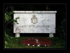 Albert Steigenberger's letztes Domizil