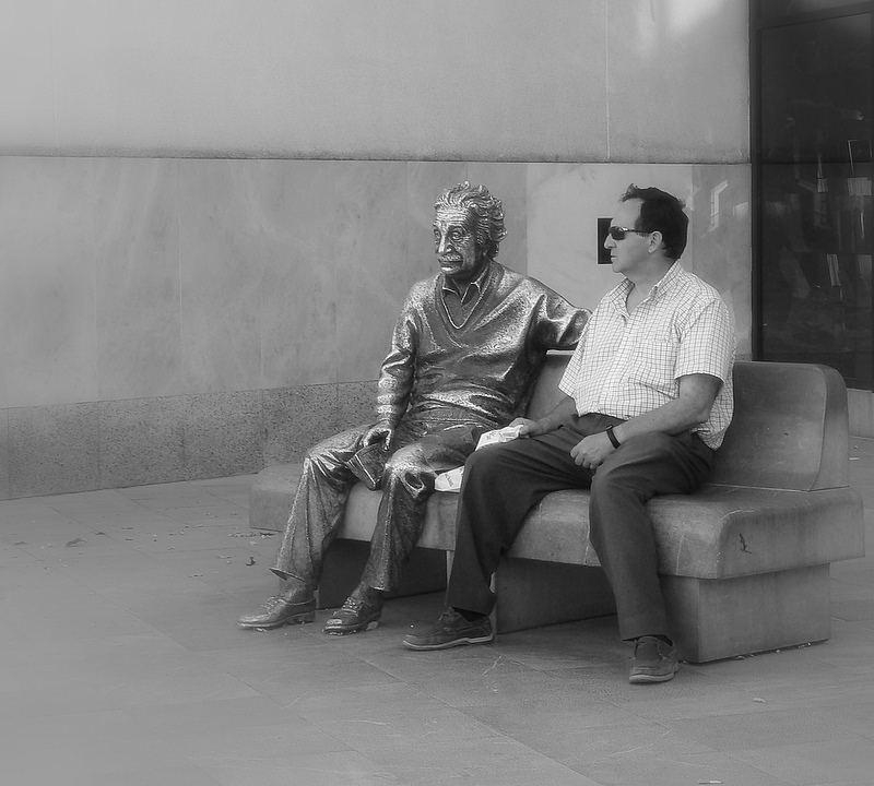 Albert y Pedro...