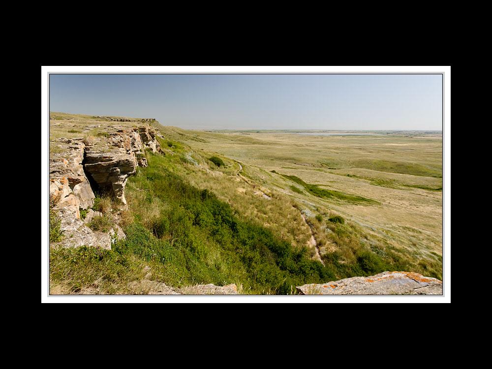Alberta 028 - Head-Smashed-In Buffalo Jump
