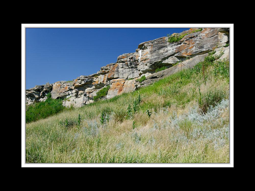 Alberta 034 - Head-Smashed-In Buffalo Jump