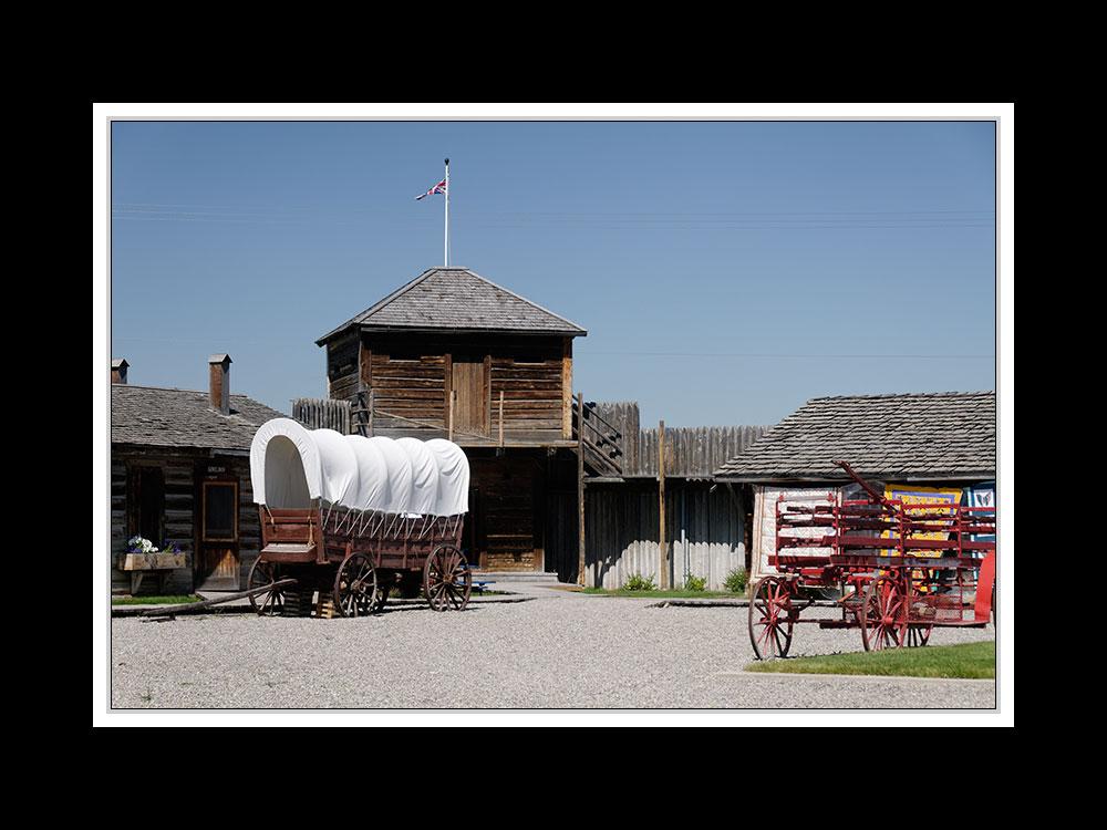 Alberta 042 - Fort MacLeod