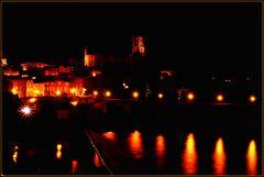 Albi dans la nuit