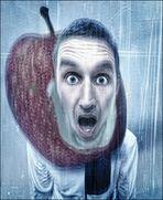 Albträume eines Apfelpflückers 1 (Frozen)