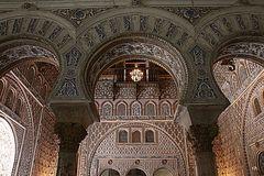 Alcazar Königspalast in Sevilla IV