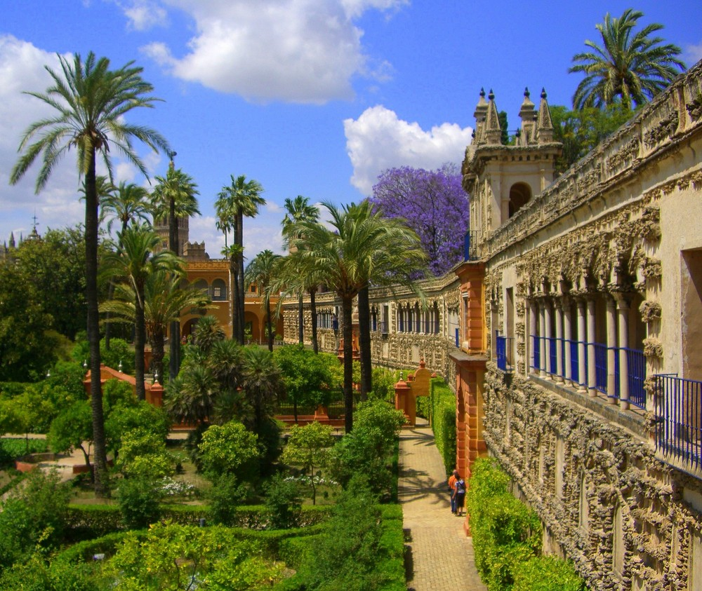 Alcazar Real Sevilla