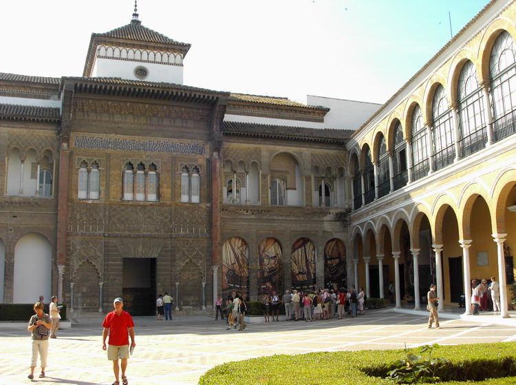 Alcazar, Sevilla - Seville