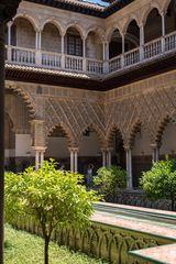 Alcazar Sevilla_Andalusien