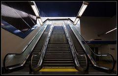 Alcobendas Nord Metro-Station (I)