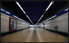 Alcobendas Nord Metro-Station (II)