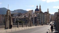 Alcoy - Spanien im Winter