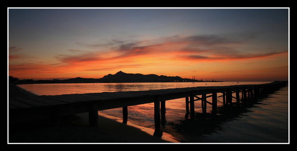 Alcudia Sunrise