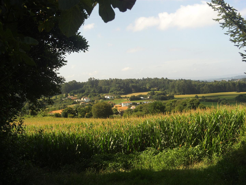 Aldea de Galicia