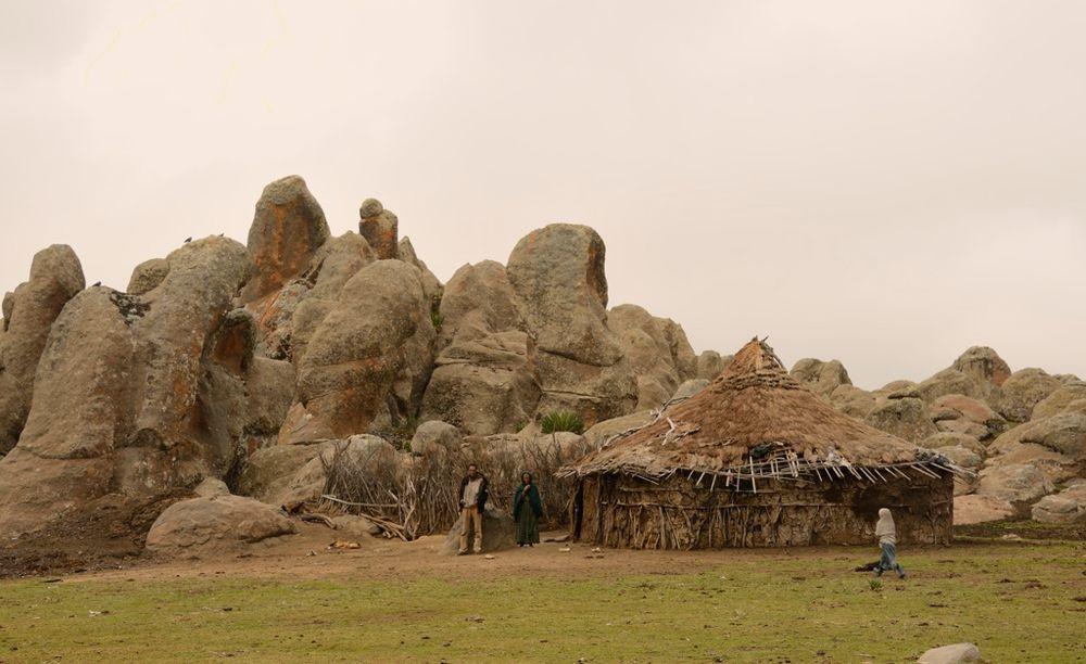 Aldea etíope