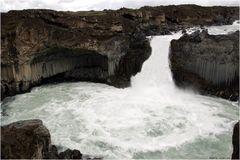 * Aldeyjarfoss * . . . Iceland 20