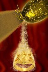 aleación de oro