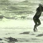 alegria a orillas capturada