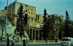 Aleppo die Festung.   .120_3808