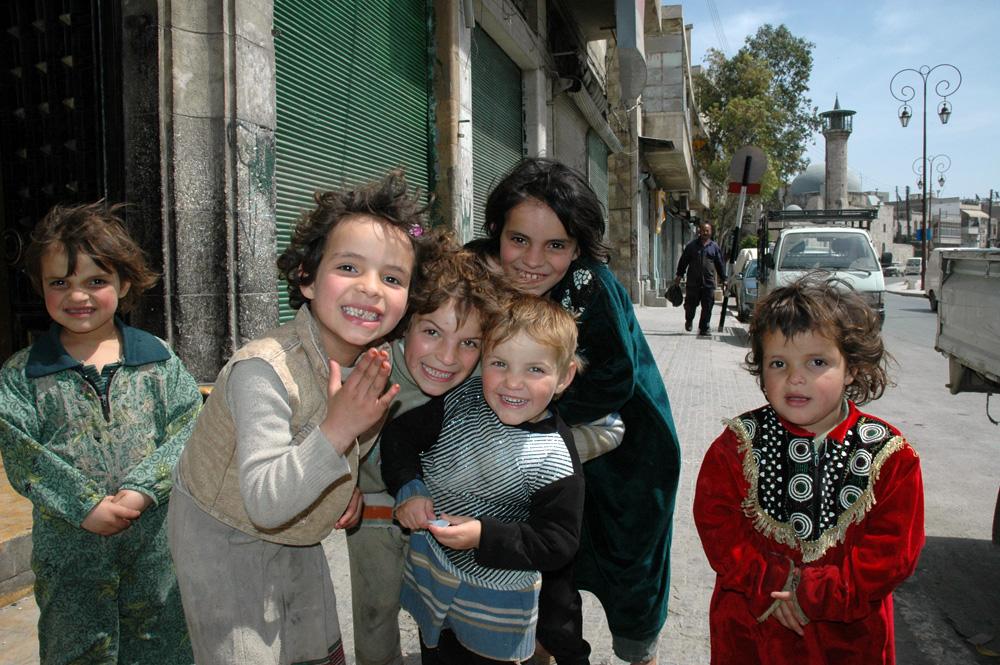 Aleppo Kids