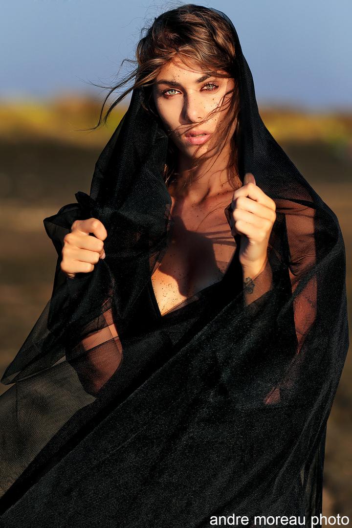 Alessia Marseglia Black