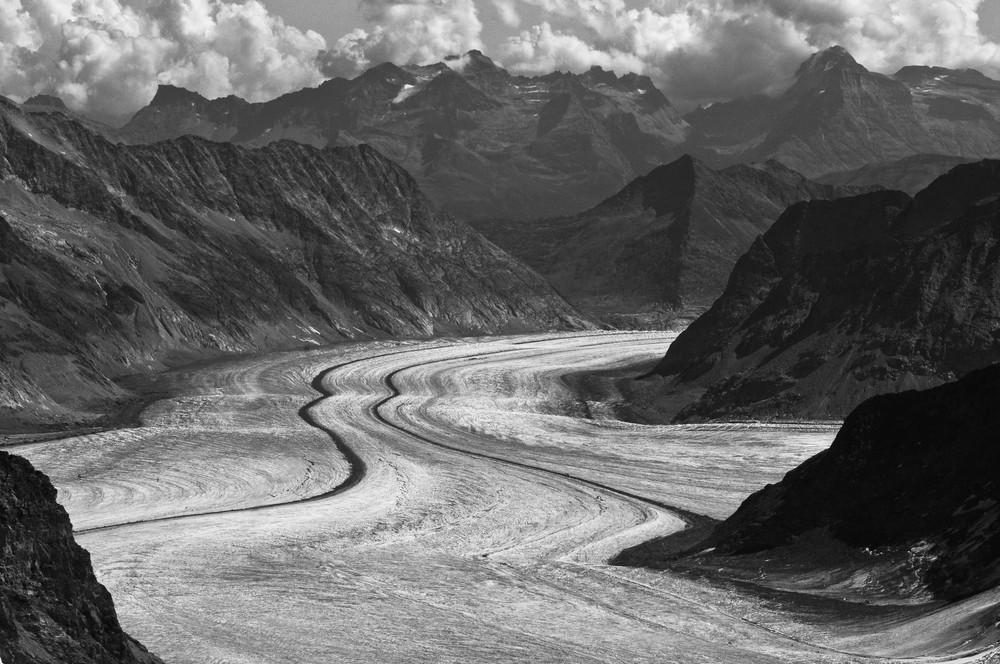Aletsch Glacier / Swizerland