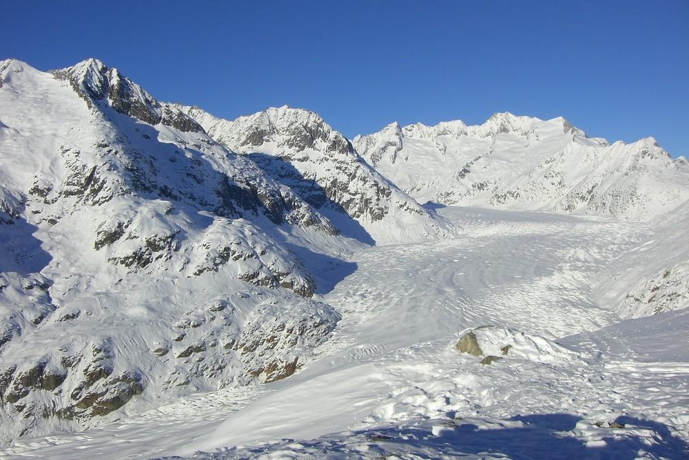 Aletschgletscher 2009