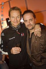 Alex Christensen mit Mike Hasemann