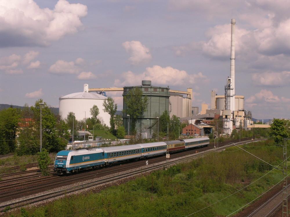 Alex und die Südzucker-Fabrik