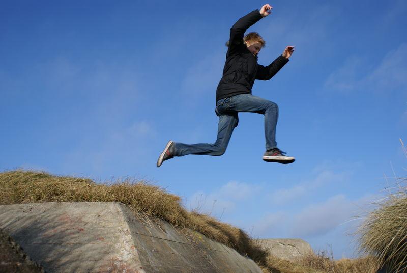 Alexander jumps