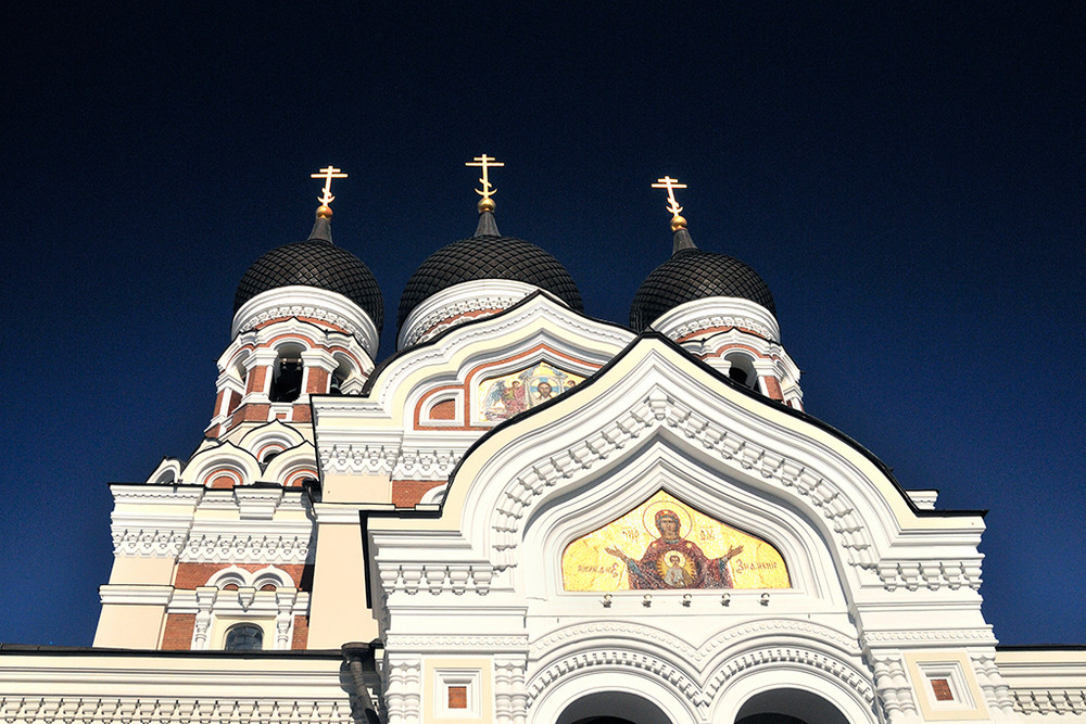 Alexander Nevsky Tallinn Cathedral
