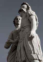 Alexander und Olympias