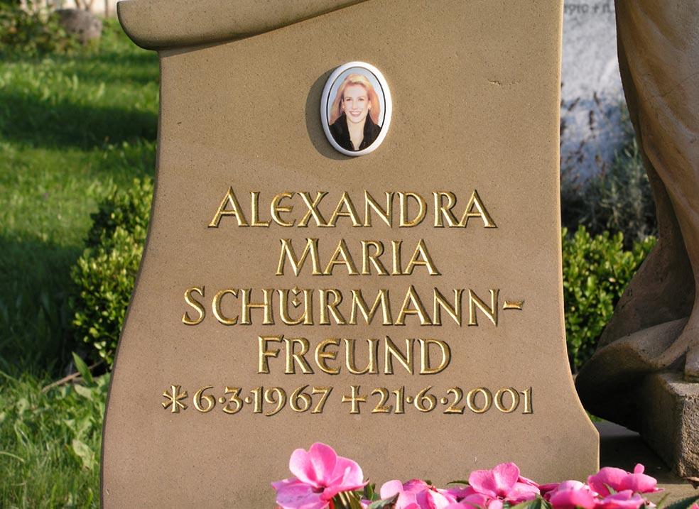Alexandra Schürmann Freund