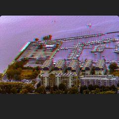 Alexandra & National Yacht Club 3-D