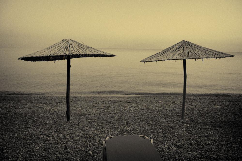 Alexandroupolis, la playa