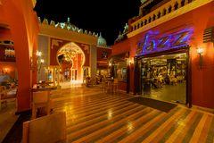 Alf Leila Wa Leila - 1001 Nacht Hotel - Jazz Bar